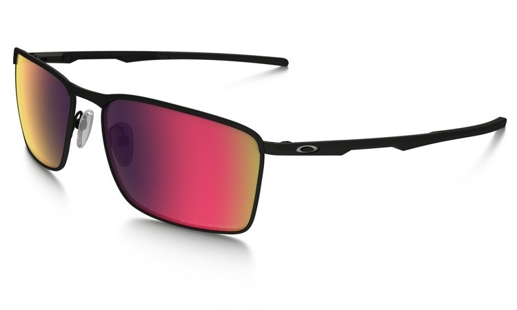 Oakley Conductor 6 - Matte Black / OO Red Iridium Polarized - OO4106-05 Zonnebril