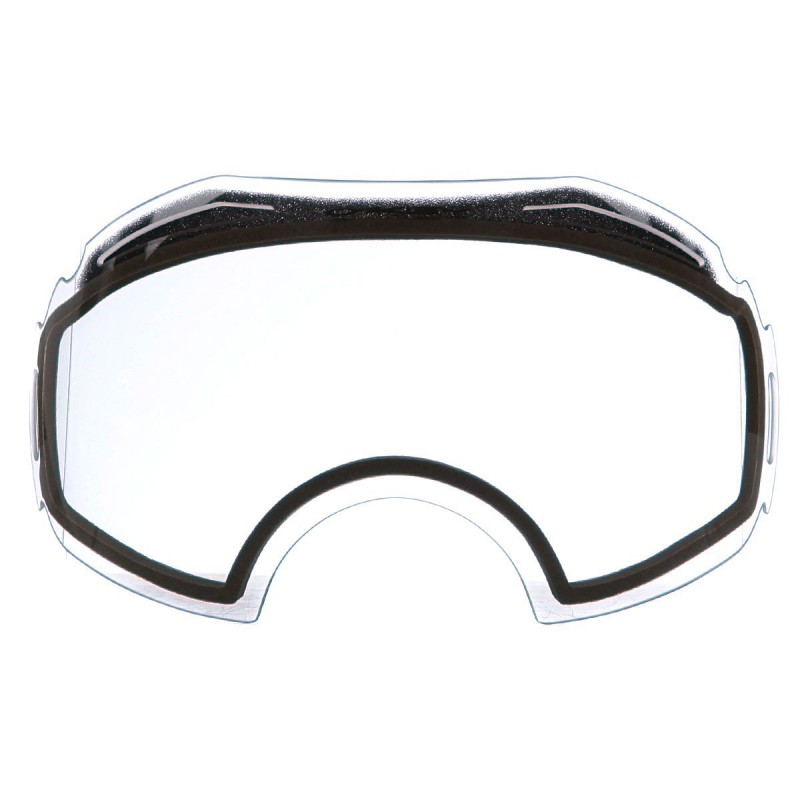 Oakley Airbrake Dual Vented Replacement Lens Clear