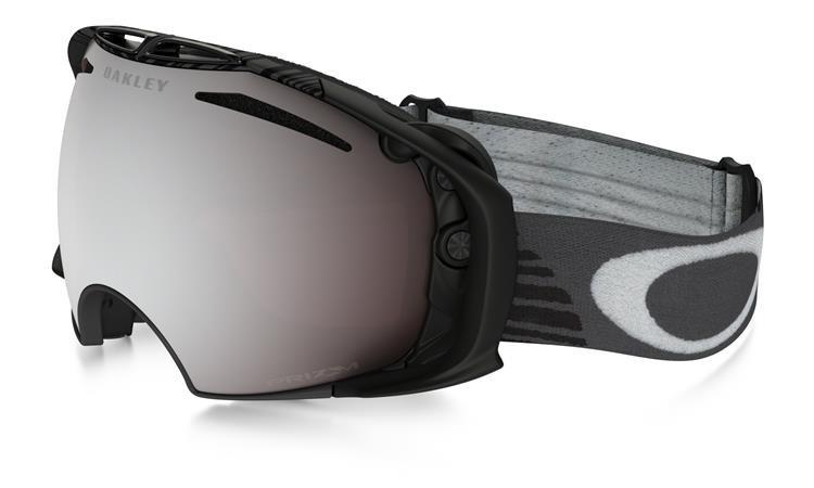 Oakley Airbrake Signature Series EchelonIron / Prizm Snow Black Iridium & Prizm Snow Torch Iridium - OO7037-57 Skibril