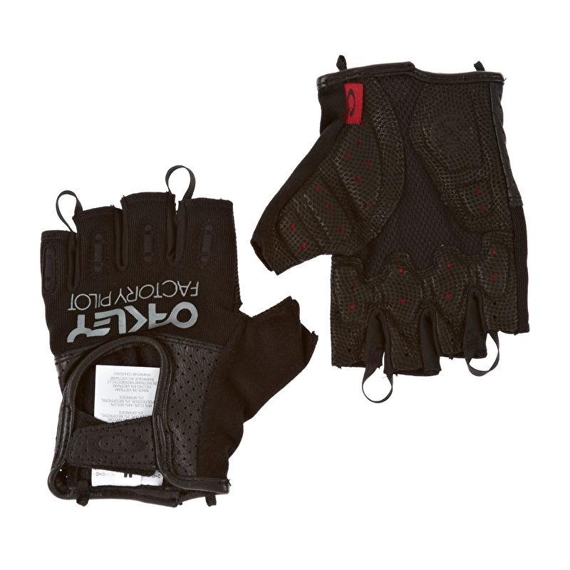 Oakley Factory Road Glove - Black - 94112-001-L