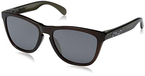 Oakley Frogskins (Asian Fit) Vapor + Black Iridium OO9245-11