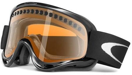 Oakley O Frame - Jet Black / Persimmon - 02-681 Skibril