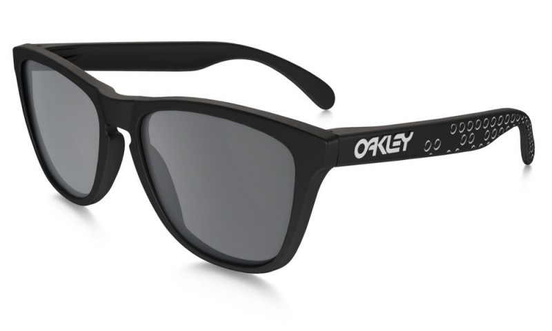 Oakley Frogskins B1B Collection - Matte Black / Black Iridium - OO9013-46 Zonnebril