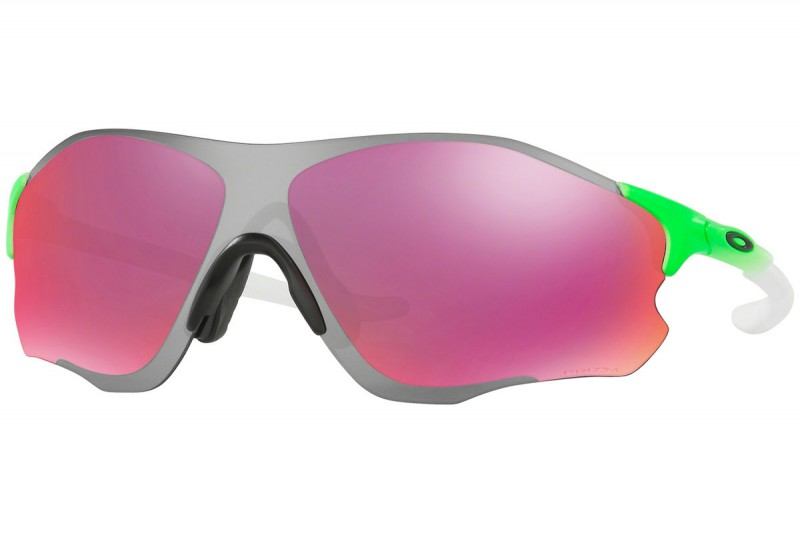 Oakley EVZero Path Green Fade - Prizm Field/Chrome Iridium OO9308-09