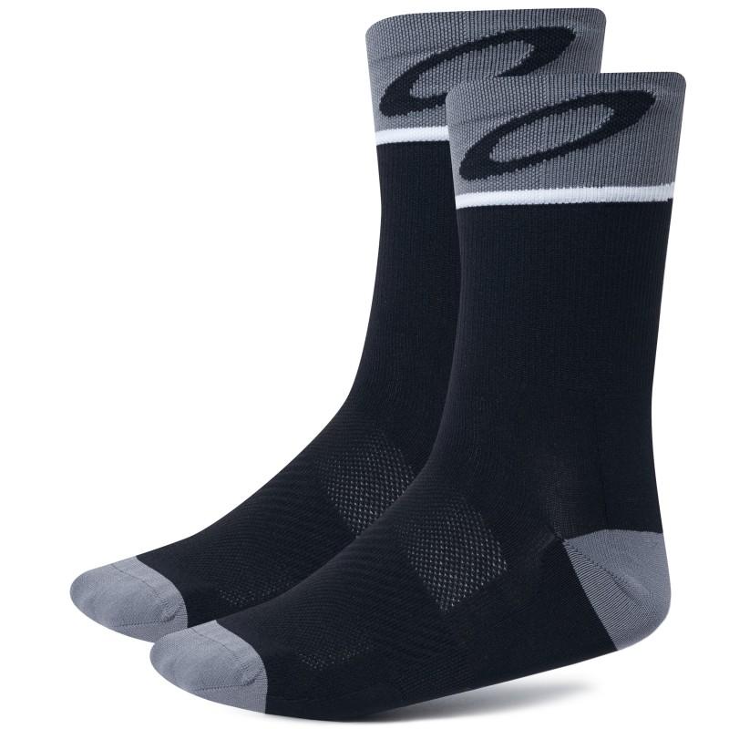 Oakley Cycling Socks Blackout - L
