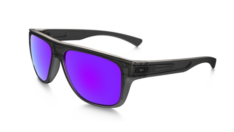 Oakley Breadbox - Matte black Ink / Violet Iridium - OO9199-02 Zonnebril