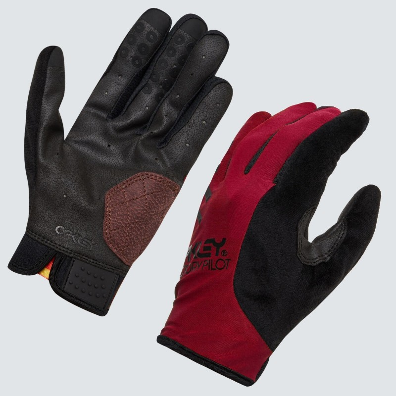 Oakley All Conditions Gloves Red Line M