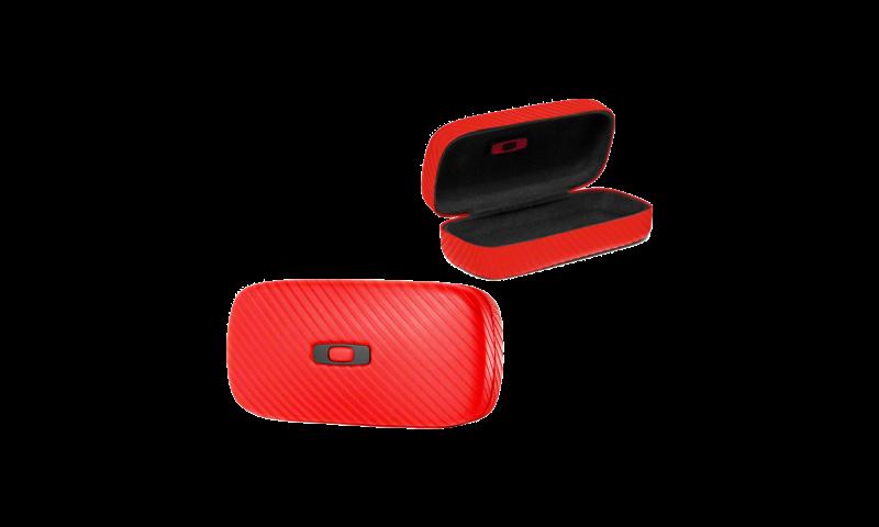 Oakley Square O Hard Case - Rode Brillenkoker