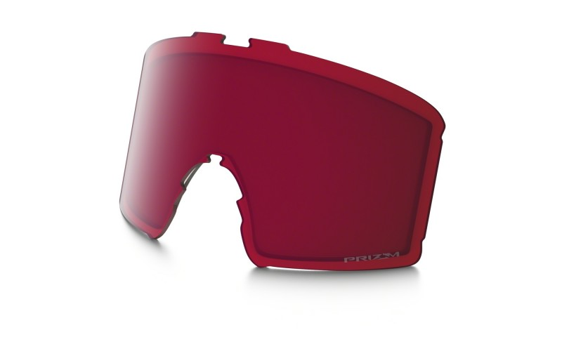 Oakley Line Miner Replacement Lens Prizm Snow Rose - 101-643-006