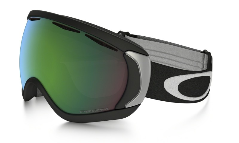 Oakley Canopy - Matte Black / Prizm Snow Jade Iridium - 59-730 Skibril