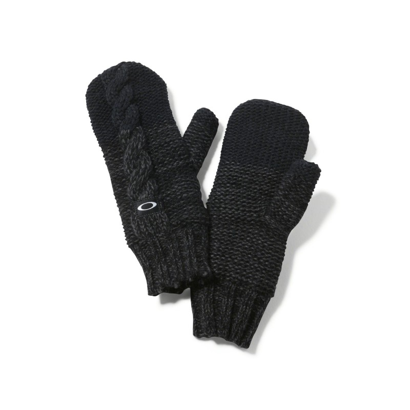Oakley Kachina Mitt - Jet Black - 84126-01K