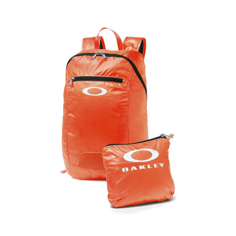 Oakley Packable Backpack - Coral Glow Black - 92732-84P Rugzak
