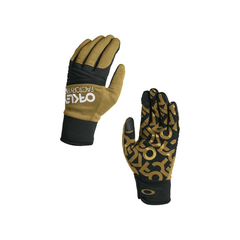Oakley Factory Park Glove - Burnished - 94281-88A-L Handschoenen