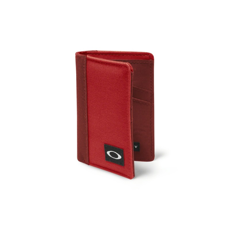 Oakley Lock Box Wallet - Fired Brick - 95144-88B Portemonnee