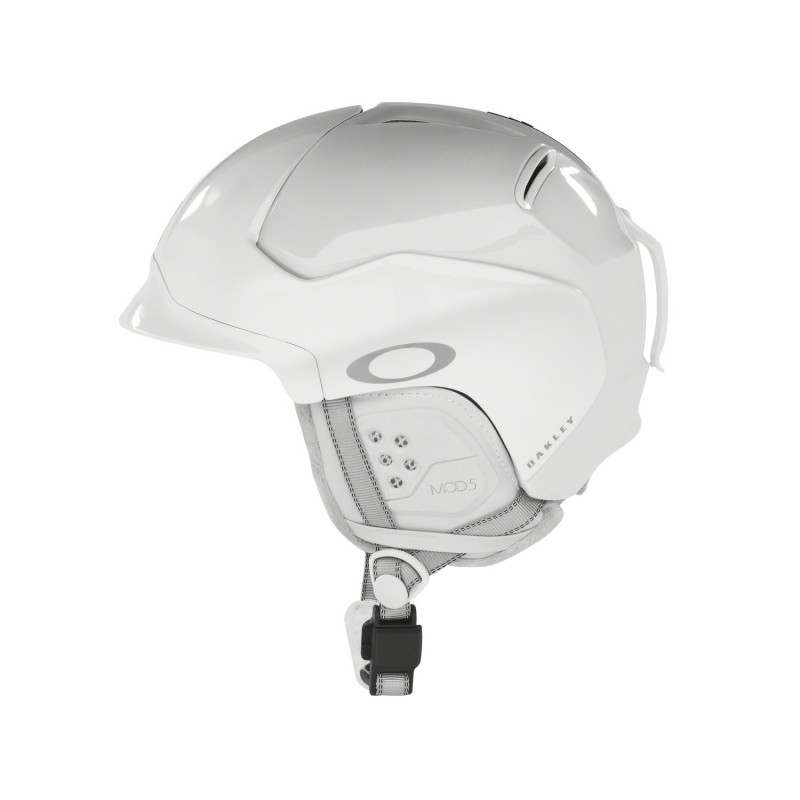 Oakley MOD5 Snow Helmet - Polished White - 99430-11A-M Skihelm