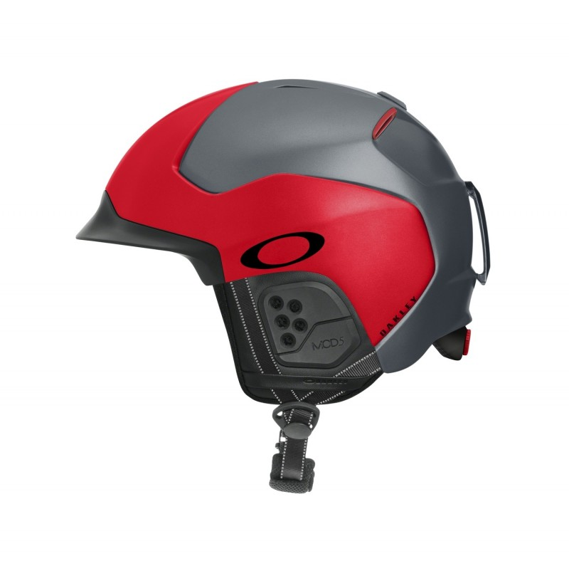 Oakley MOD5 Snow Helmet - Matte Red - 99430-42P-L Skihelm