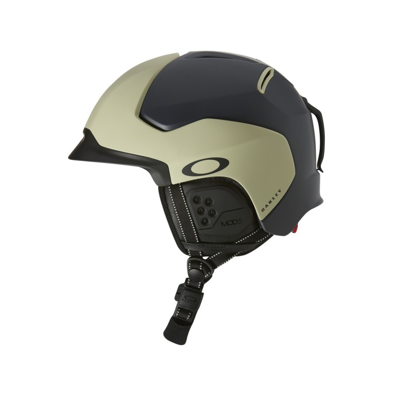 Oakley MOD3 Snow Helmet - Matte Vanilla Ice - 99432-984-L Skihelm