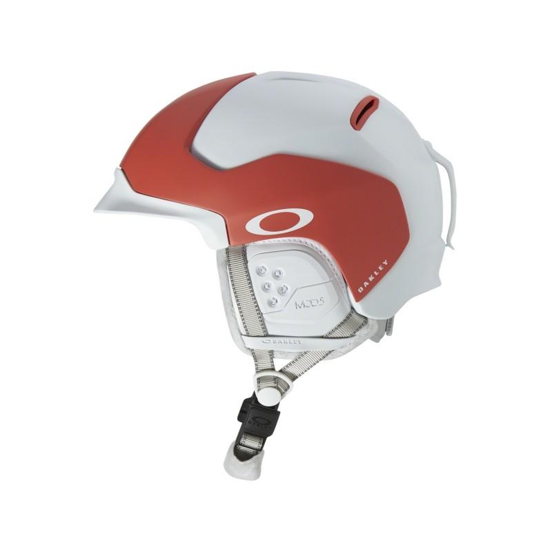 Oakley MOD5 Snow Helmet - Matte Neon Coral - 99430-989-S Skihelm