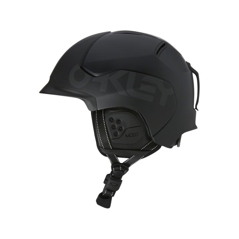 Oakley MOD5 Factory Pilot Snow Helmet - Matte Black - 99430FP-02K-L Skihelm
