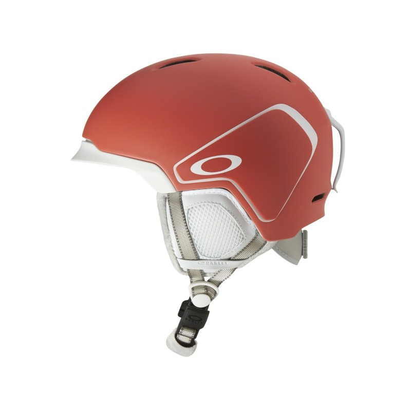Oakley MOD3 Snow Helmet - Matte Neon Coral - 99432-989-S Skihelm