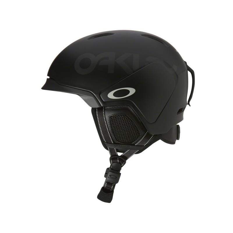 Oakley MOD3 Factory Pilot Snow Helmet - Matte Black - 99432FP-02K-L Skihelm