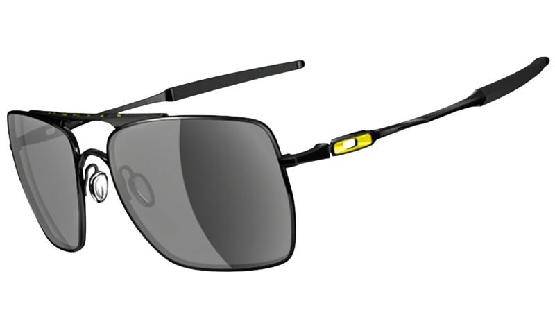 Oakley Deviation Matte Black + Grey OO4061-01