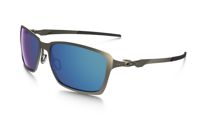 Oakley Tincan - Light / Ice Iridium - OO4082-04 Zonnebril