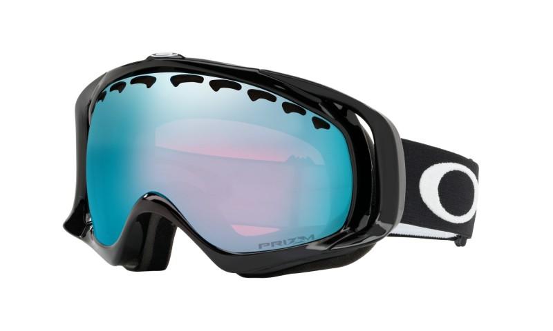 Oakley Crowbar - Jet Black / Prizm Snow Sapphire Iridium - OO7005N-35 Skibril