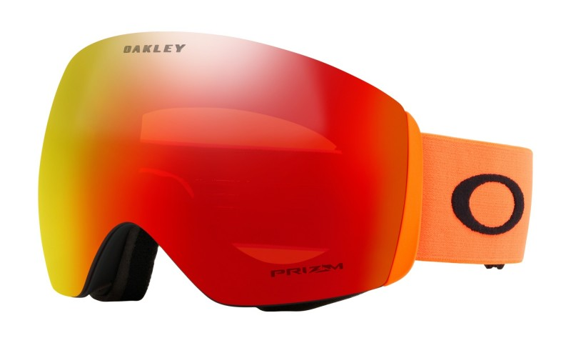 Oakley Flight Deck Harmony Fade / Prizm Snow Torch - OO7050-61 Skibril