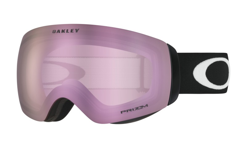 Oakley Flight Deck XM Matte Black + Prizm Snow Hi Pink Iridium OO7064-48