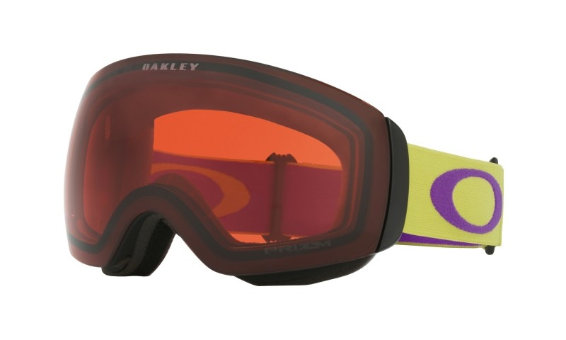 Oakley Flight Deck XM - Citrus Purple / Prizm Snow Rose - OO7064-53 Skibril