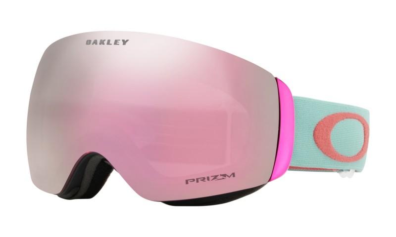 Oakley Flight Deck XM Artic Surf Coral / Prizm Snow HI Pink - OO7064-77 Skibril