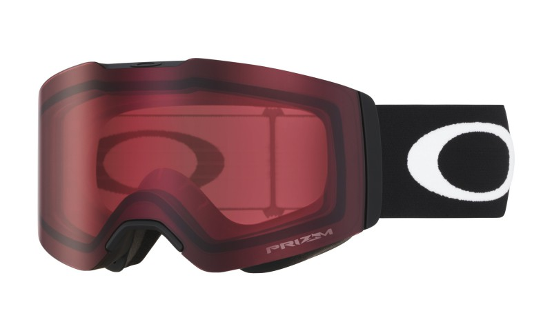 Oakley Fall Line Matte Black + Prizm Snow Rose OO7085-05