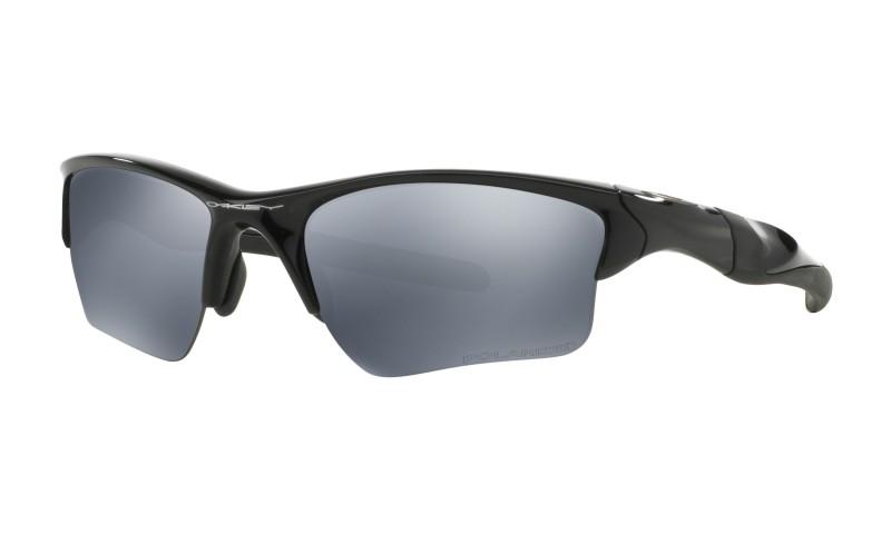 Oakley Half Jacket 2.0 XL Polished Black + Black Iridium OO9154-01