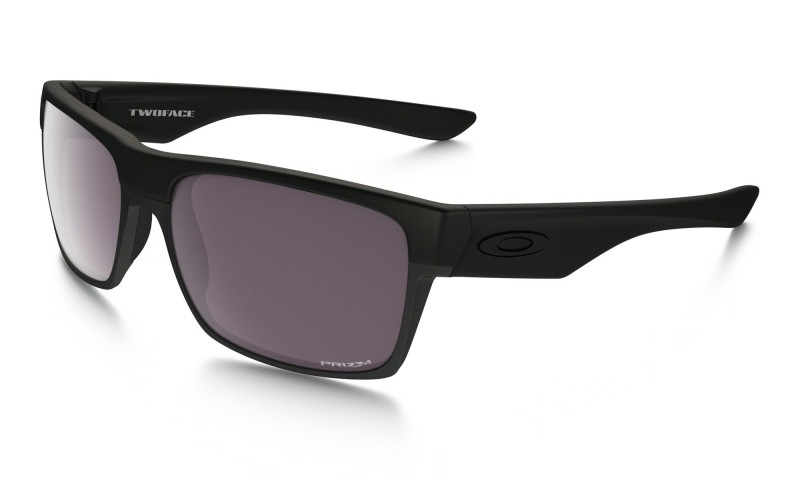 Oakley Two Face Covert Collection - Matte Black / Prizm Daily Polarized - OO9189-26 Zonnebril