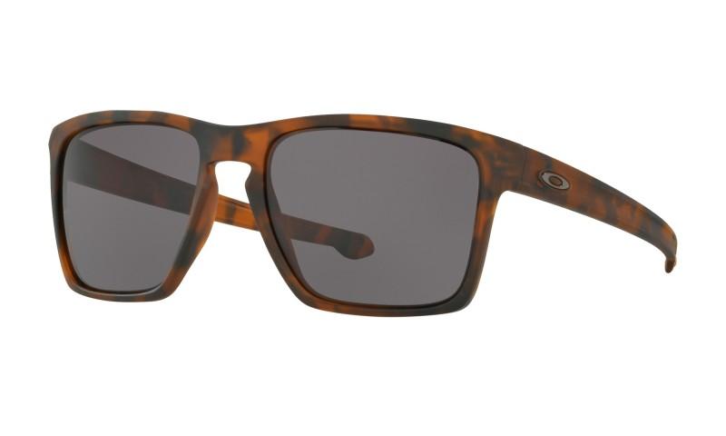 Oakley Sliver XL - Matte Brown Tortoise / Warm Grey - OO9341-04 Zonnebril