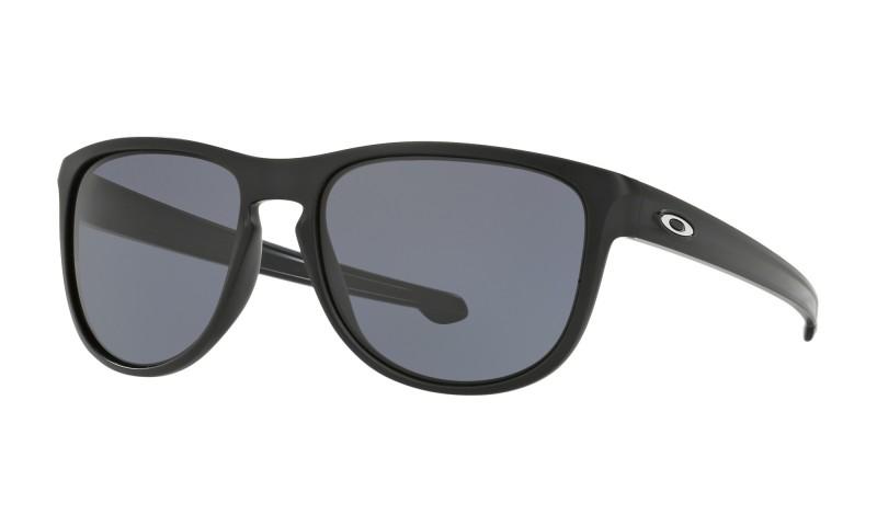 Oakley Sliver R - Matte Black / Grey - OO9342-01 Zonnebril