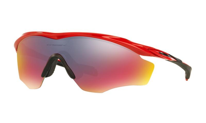 Oakley M2 Frame XL - Redline / +Red Iridium - OO9343-06 Zonnebril