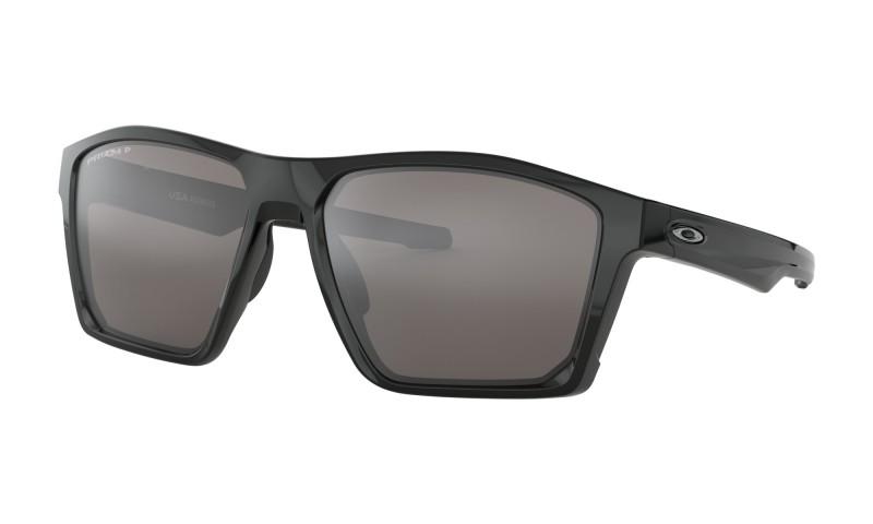 Oakley Targetline Polished Black / Prizm Black Polarized - OO9397-0858