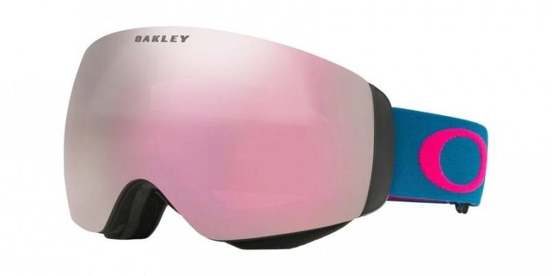 Oakley Flight Deck XM - Legion Blue Rose / Prizm Snow HI Pink Iridium - OO7064-52 Skibril