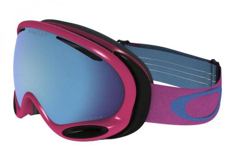 Oakley A Frame 2.0 Rose Sapphire + Prizm Snow Sapphire Iridium OO7044-58