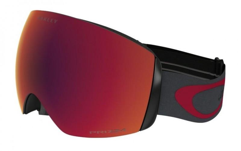 Oakley Flight Deck Seth Morrison Signature Series / Prizm Snow Torch Iridium - OO7050-46 Skibril