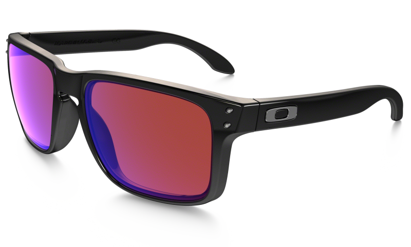 Oakley Holbrook - Polished Black / G30 Black Iridium