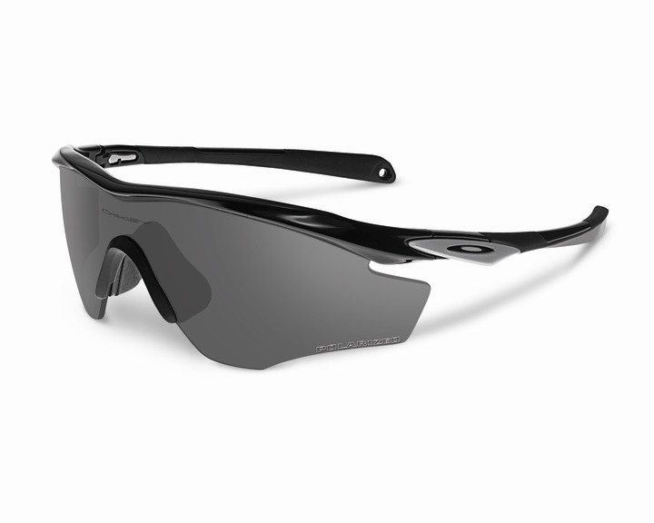 Oakley M2 Frame - Polished Black / Black Iridium Polarized - OO9212-05 Zonnebril