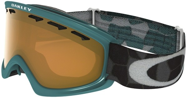 Oakley O2 XS - Cell Blocked Teal / Persimmon - OO7048-04 Skibril