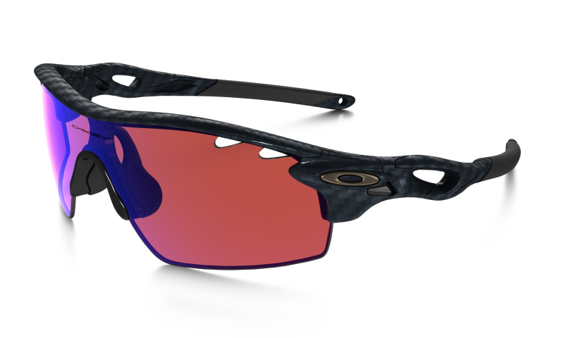 Oakley Radarlock Pitch - Carbon Fibre / G30 Iridium