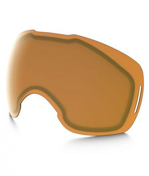 Oakley Airbrake Persimmon lens