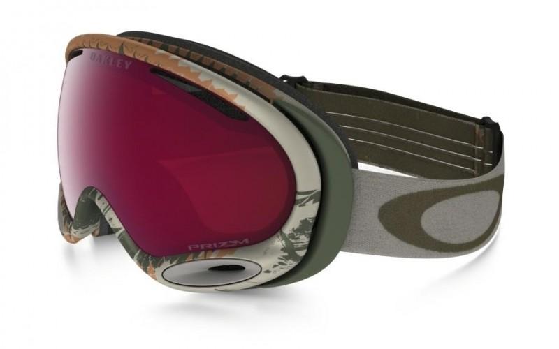 Oakley A Frame 2.0 - Kazu Kokubo Siganture Series Mega Shark / Prizm Rose - OO7044-11 Skibril