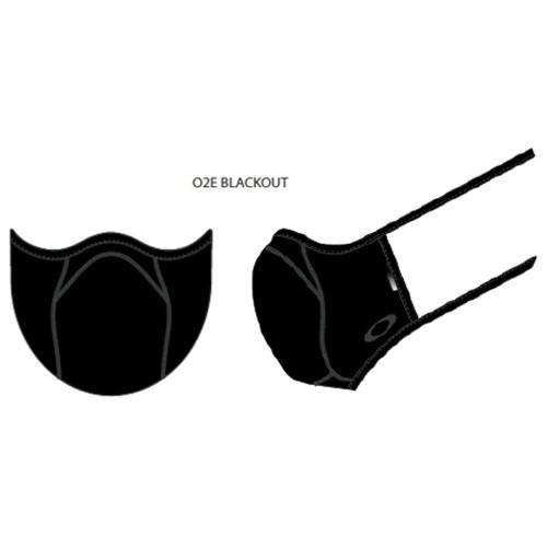 Oakley Masker Fitted Light Blackout L/XL