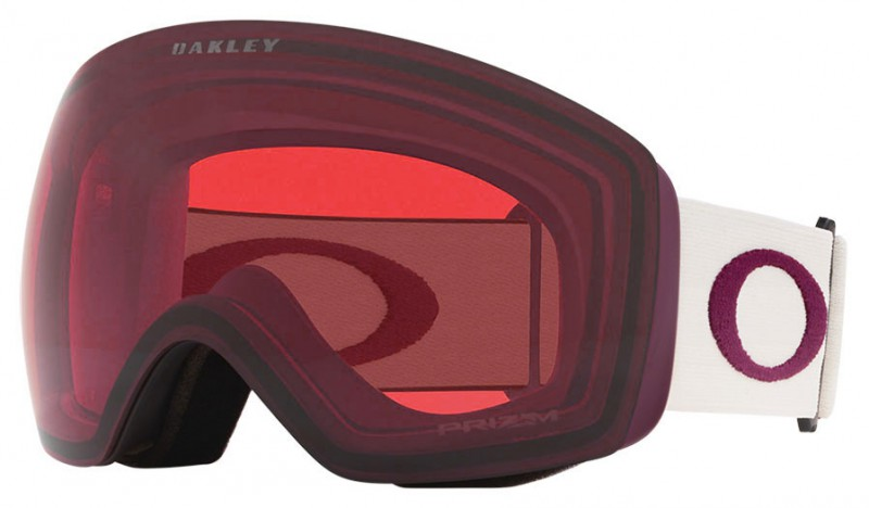 Oakley Fligth Deck Vampirella Grey + Prizm Rose